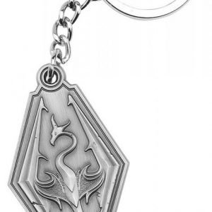 The Elder Scrolls Dragon Symbol Avaimenperä