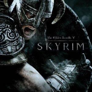 The Elder Scrolls Skyrim Attack Juliste