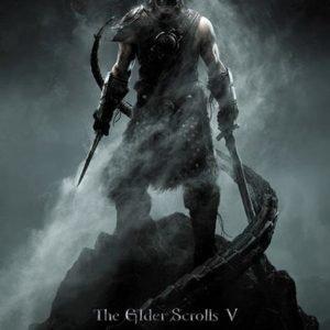 The Elder Scrolls V Skyrim Dragonborn Juliste
