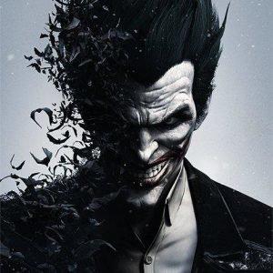 The Joker Batman Arkham Origins Juliste