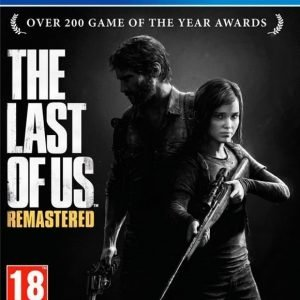 The Last of Us - Remastered (Nordic)