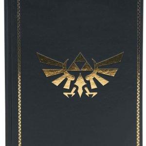 The Legend Of Zelda Hyrule Muistikirja
