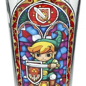 The Legend Of Zelda Link's Glass Oluttuoppi