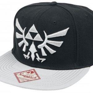 The Legend Of Zelda Logo Snapback-Lippis