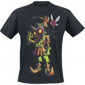 The Legend Of Zelda Majoras Mask T-Paita