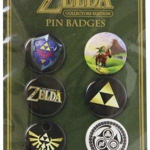 The Legend Of Zelda Mix Rintanappisetti