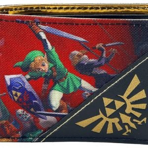 The Legend Of Zelda Ocarina Of Time 3d Lompakko