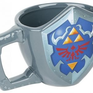 The Legend Of Zelda Shield Muki