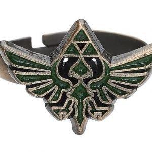 The Legend Of Zelda Triforce Logo Sormus