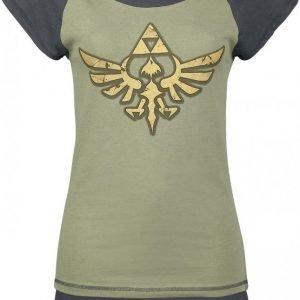 The Legend Of Zelda Triforce Pyjama