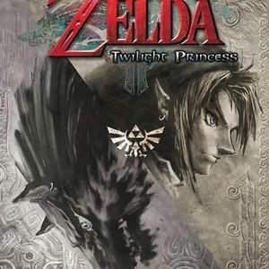 The Legend Of Zelda Twilight Princess Juliste
