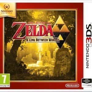 The Legend of Zelda: A Link Between Worlds SELECTS