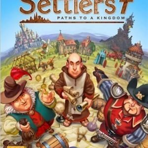 The Settlers VII (7) - Paths to a Kingdom Gold edt