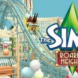 The Sims 3 - Roaring Heights (Code in a box) (PC/MAC) (FI)