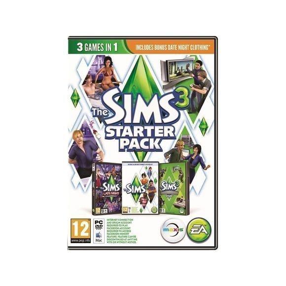 The Sims 3 Starter Bundle (FI)