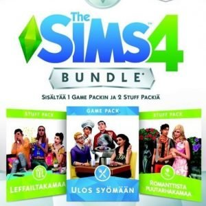 The Sims 4 - Bundle Pack 5 (FI)