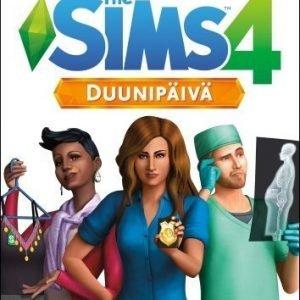 The Sims 4 - Duunipäivä