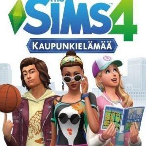The Sims 4 - Kaupunkielämää