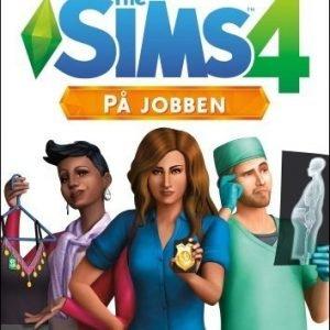 The Sims 4 - På Jobben