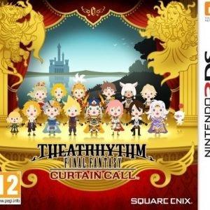 Theathrythm - Final Fantasy: Curtain Call
