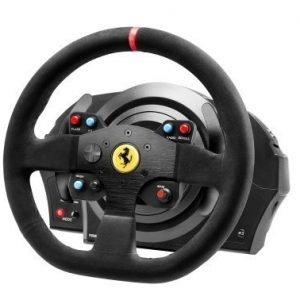 Thrustmaster T300 Ferrari Integral Rw Alcantara Ed (PS3/PS4/PC)