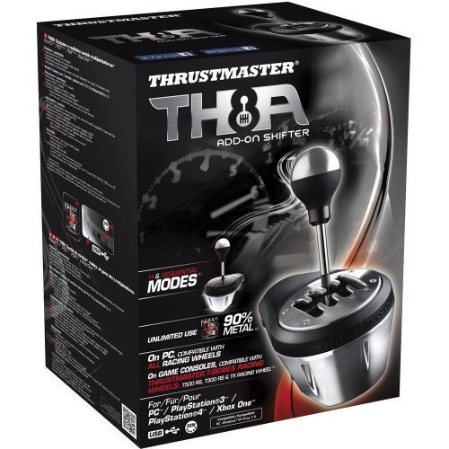 Thrustmaster TH8A Shifter Add-on (PS3/PS4/PC/XB1)