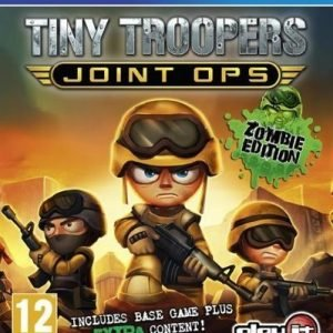 Tiny Troopers - Joint Ops - Zombie Edition