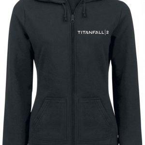 Titanfall 2 Titan Scorch & Kane Naisten Vetoketjuhuppari