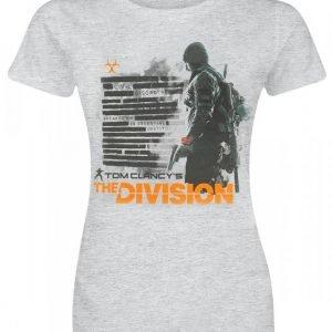 Tom Clancy's The Division Civil Disorder Naisten T-Paita