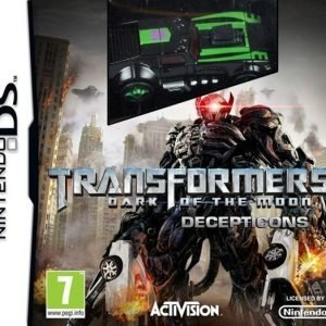 Transformers: Dark of the Moon - Decepticons Bundle With Toy