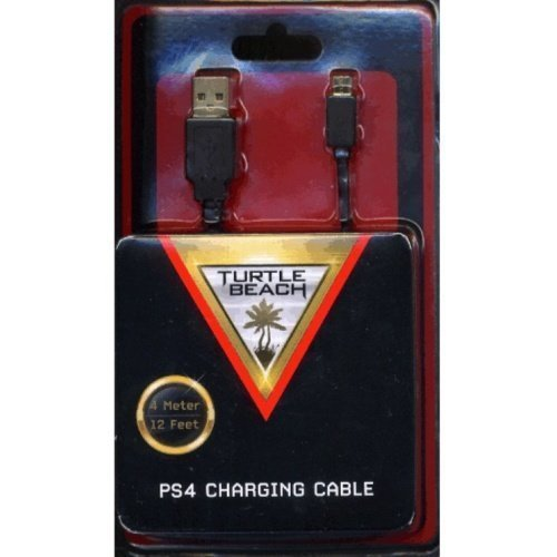 Turtle Beach PS4 Charging Cable 4M / 12 Feet