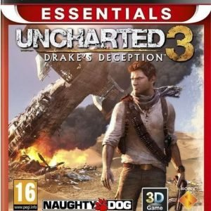 Uncharted 3: Drake's Deception (Essentials)