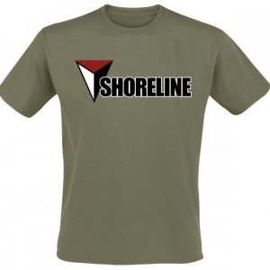 Uncharted 4 Shoreline Army T-Paita