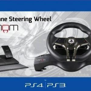 Venom Hurricane Steering Wheel