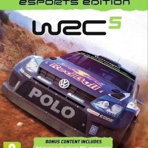 WRC 5 - eUrheilu Edition (Nordic)