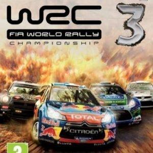 WRC: FIA World Rally Championship 3