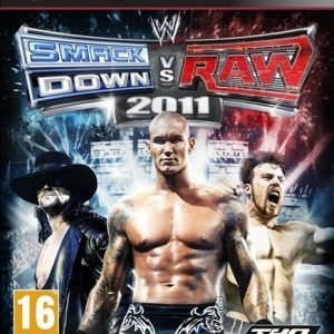 WWE SmackDown! vs. RAW 2011 Platinum