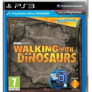 Walking With Dinosaurs (including Wonderbook) (Move) (Nordic)