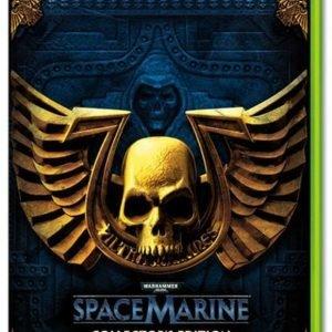 Warhammer 40.000: Space Marine Collectors Edition