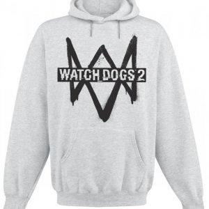 Watch Dogs 2 Combi Logo Huppari