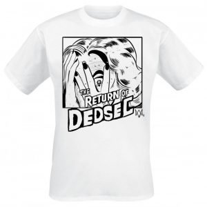 Watch Dogs 2 Return Of Dedsec T-Paita