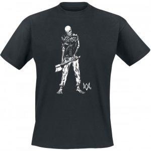 Watch Dogs 2 Skeleton T-Paita