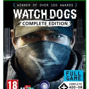 Watch Dogs - Complete Edition (Nordic)