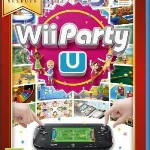 Wii Party U Selects