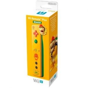 Wii Remote Plus Bowser Edition