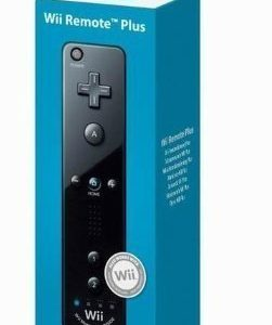 Wii U Plus Remote (Black)