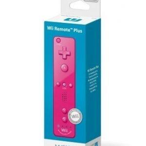 Wii U Plus Remote (Pink)