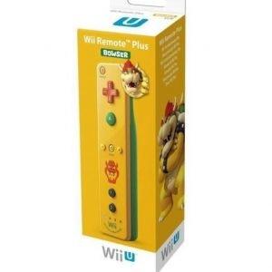 Wii U Remote Plus Bowser Edition (Wii ja Wiiu)
