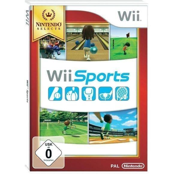 Wii Urheilus (Selects)
