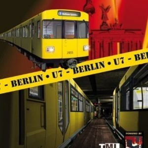 World of Subways Vol. 2 Berlin U7 Underground